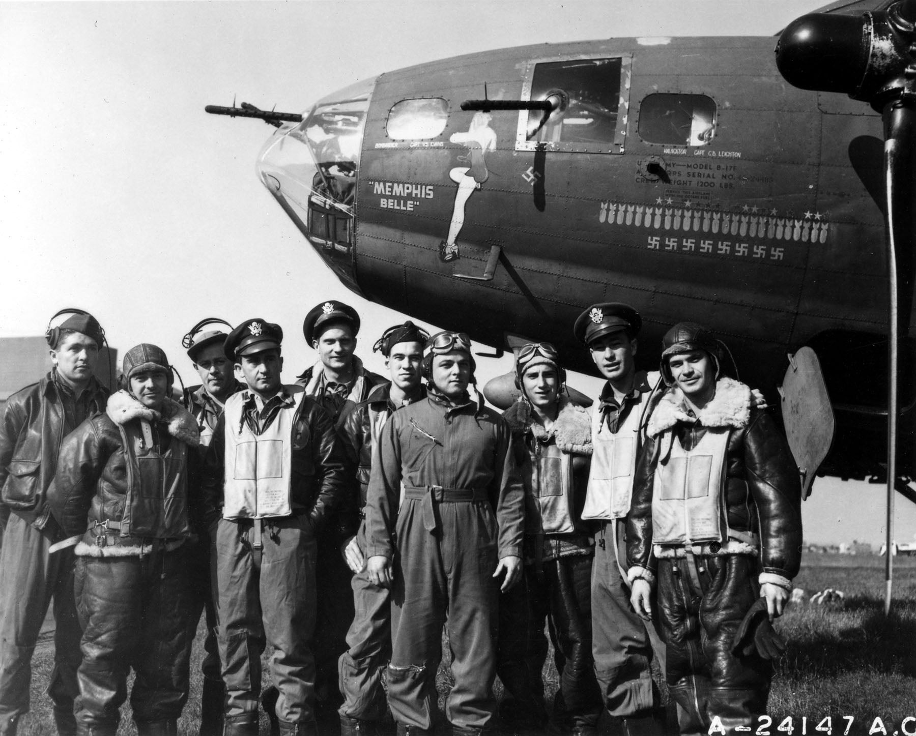 The Memphis Belle and other iconic US Air Force aircraft, and stories of the missions they were involved in, will be focus of ASU Polytechnic campus lecture