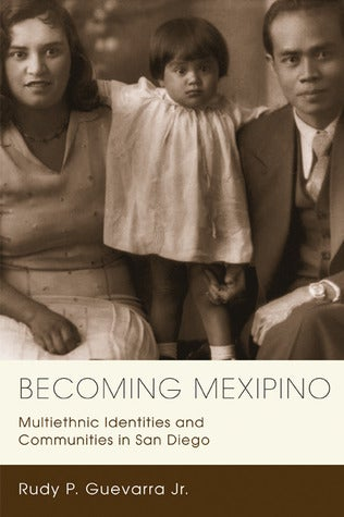Becoming Mexipino book cover image