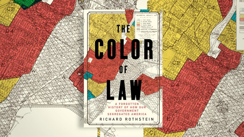 Color of Law book cover