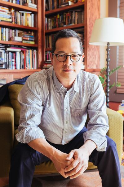 Photo of Jeff Chang