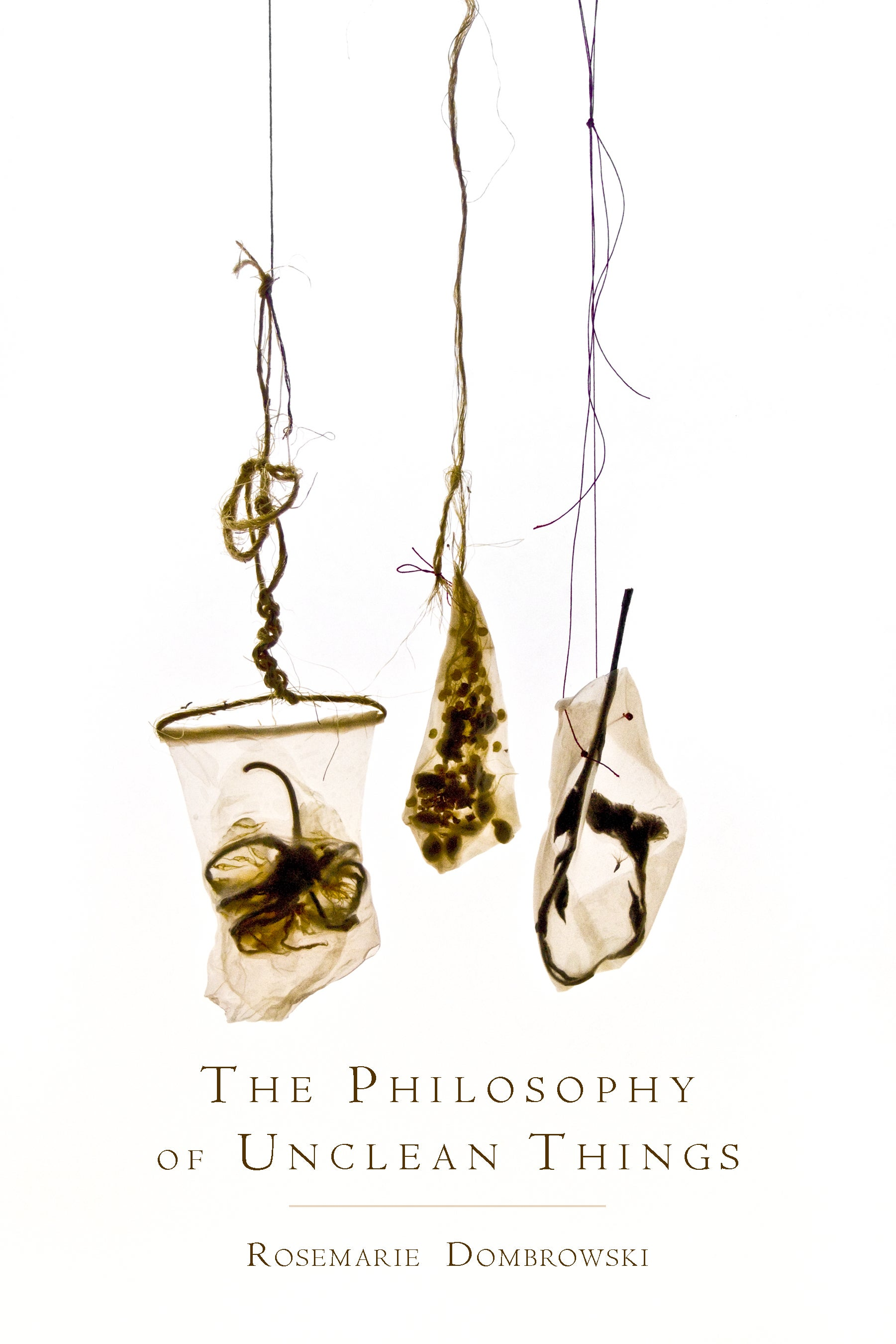 Dombrowski's book cover, the Philosophy of Unclean Things
