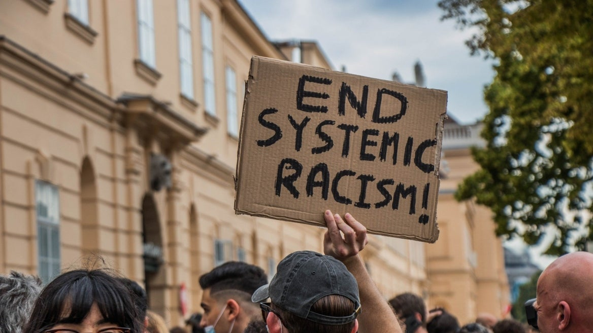 antiracism protesters