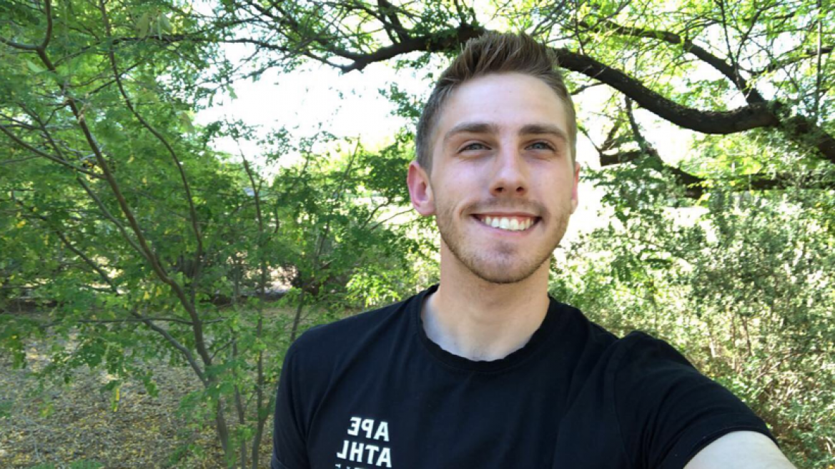 ASU applied biological sciences graduate William Harper