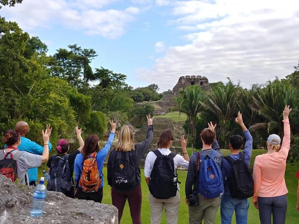 ASU study abroad in Belize