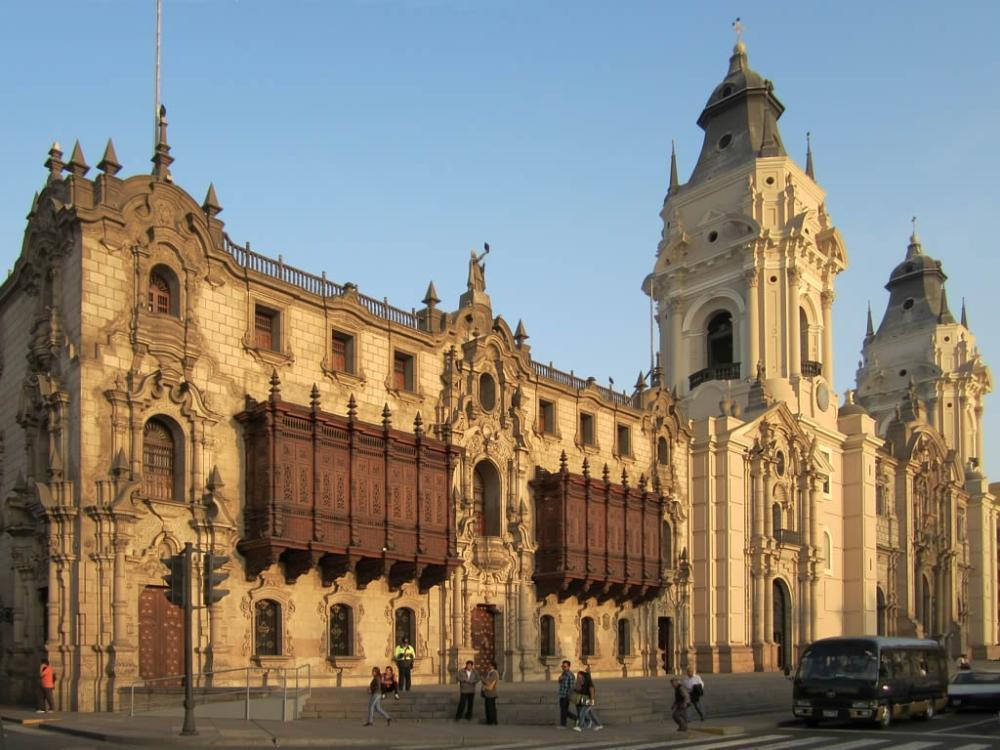 cathedral lima