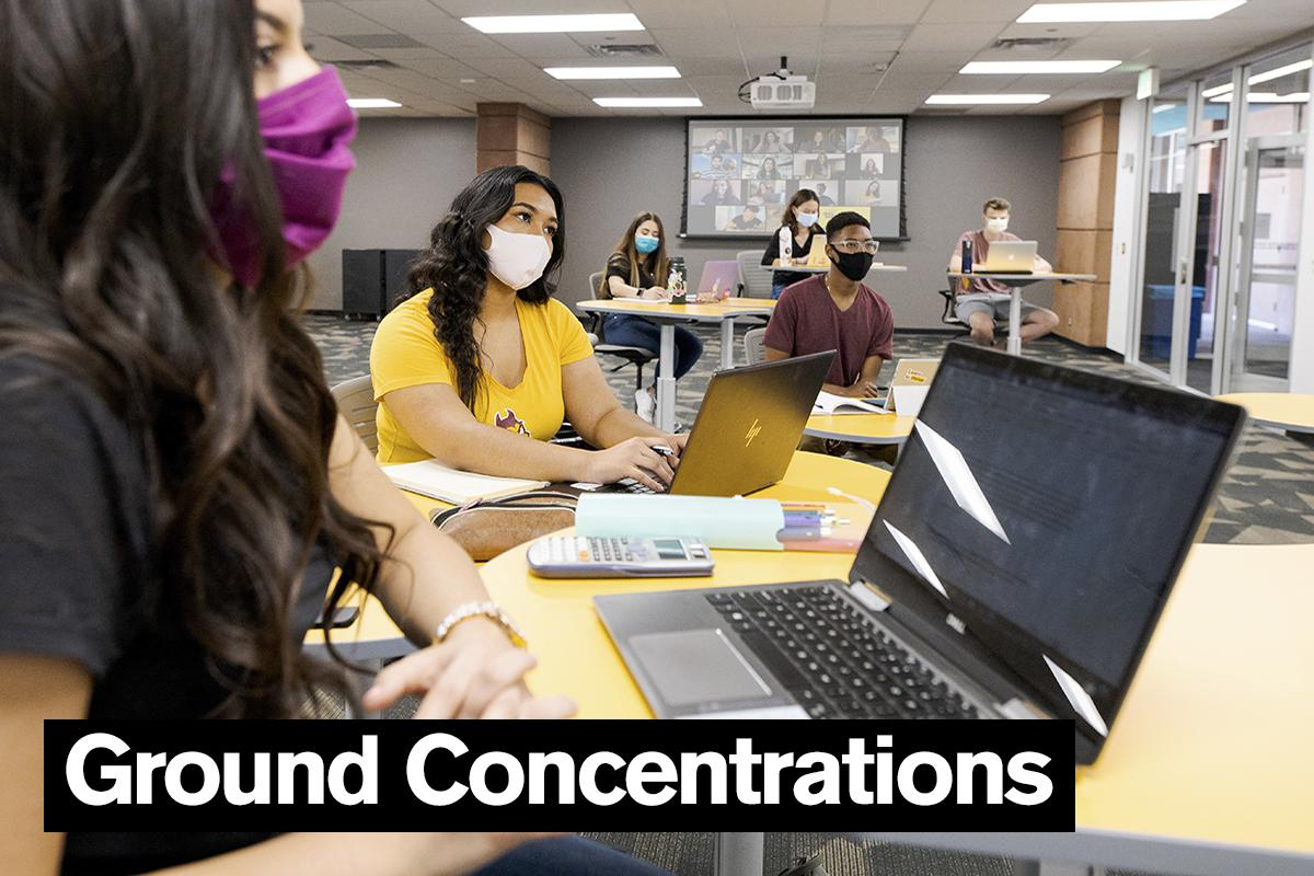 Ground Concentrations