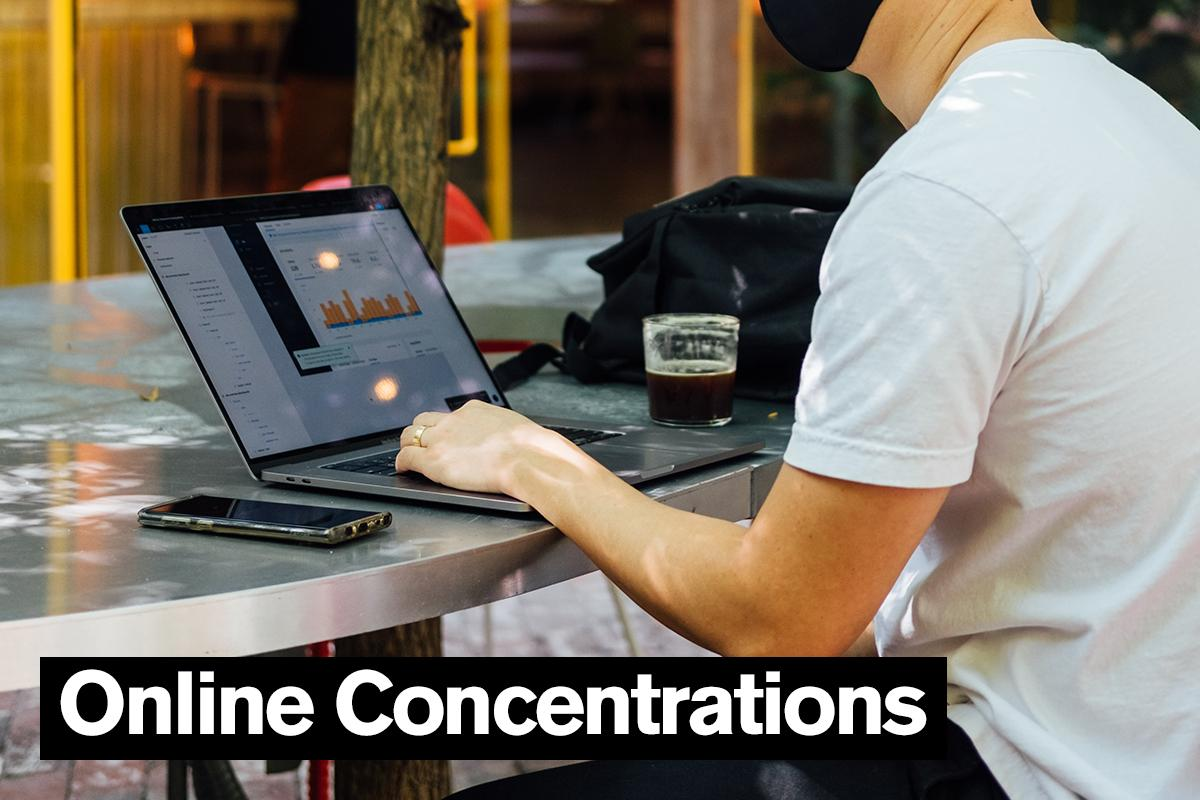 Online Concentrations