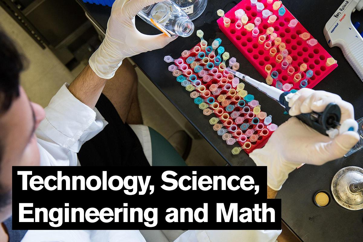Technology, Science, Engineering and Math