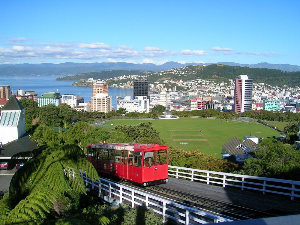 ASU study abroad and internship in Wellington, New Zealand