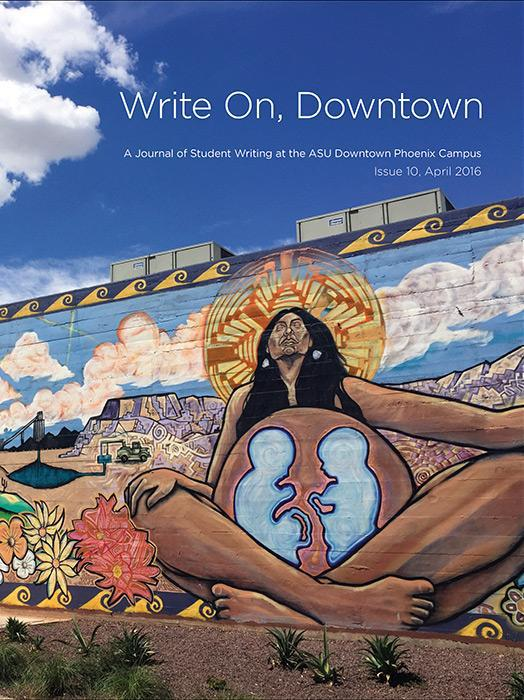 Write On, Downtown issue 10, 2016